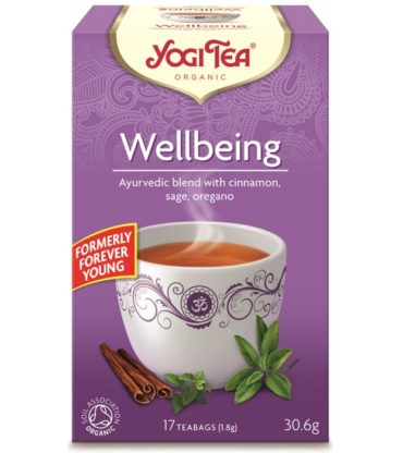Yogi Tea Wellbeing (Forever Young) Bio